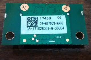 Placa Wi-fi Smart Tv Rca - Tcl - Hitachi