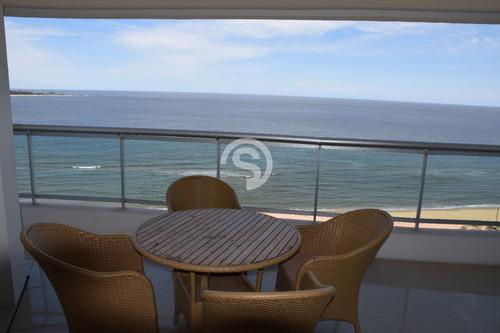 Apartamento En Mansa, 3 Dormitorios *- Ref: 4218
