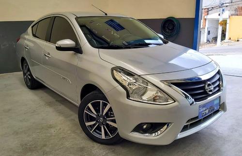 Nissan Versa 1.6 Sl Automático 2019 Único Dono Km 12.000