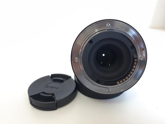 Lente Sigma Sony 60mm 2.8