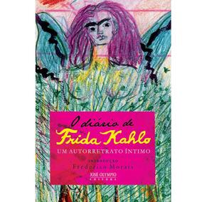 Diário Frida Kahlo Autorretrato Íntimo Frete Grátis