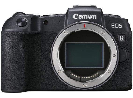 Câmera Canon Eos Rp Corpo 26.2 Mp 4k Preto