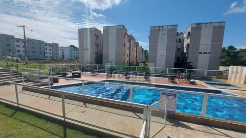 Imagem 1 de 25 de Apartamento Com 2 Dormitórios À Venda, 43 M² Por R$ 140.000,00 - Tarumã - Manaus/am - Ap3412