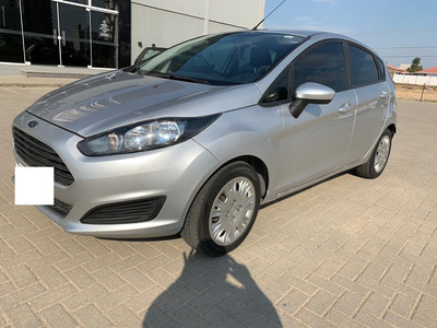 Ford New Fiesta L Se 1.5 2015 Impecável