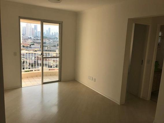 Apartamento Em Tatuapé, São Paulo/sp De 45m² 2 Quartos À Venda Por R$ 320.000,00 - Ap338887
