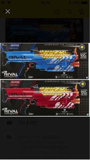 Pistola Rival De 100 Tiros