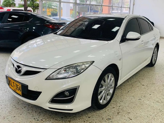 Mazda Mazda 6 2011 At - Seminuevo