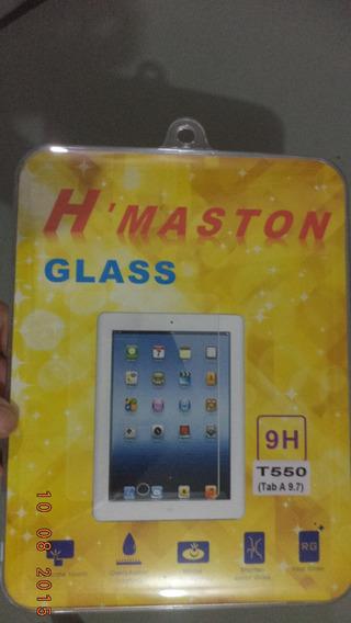Película De Vidro Temperado Galaxy Tab A 9.7 P550 P555 T550