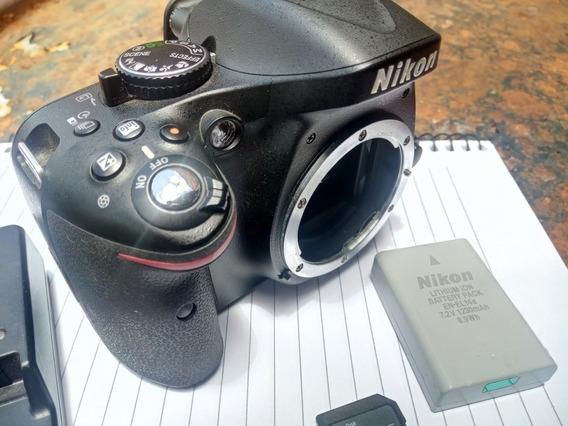 Nikon D5200 Corpo