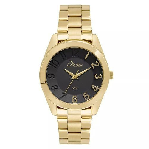 Kit Relógio Condor Feminino Co2039am/k4p