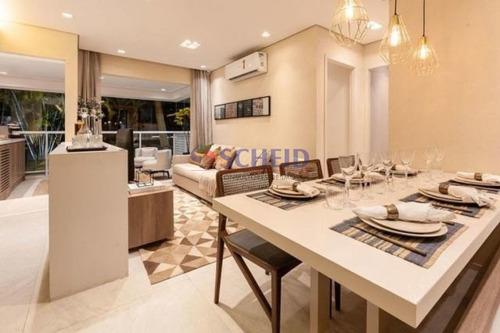 Imagem 1 de 15 de Apartamento No Jardim Prudência Com Dois Dormitórios - Mc8890