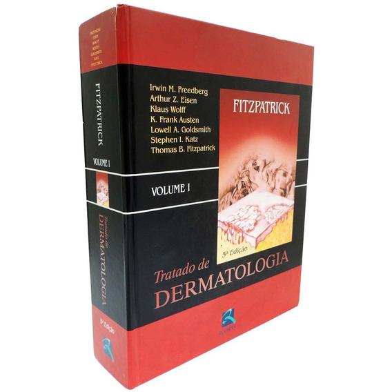 Livro Tratado De Dermatologia - Volume Ii - 5ª Edição
