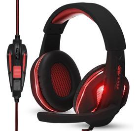 Fone Headset Gamer Pc Celular Ps4 Xbox One Knup P2 Headphone