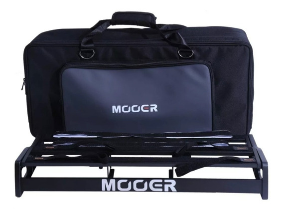 Platafor Mooer Tf20s Pedalboard Alumínio C/ Bag - Promoção