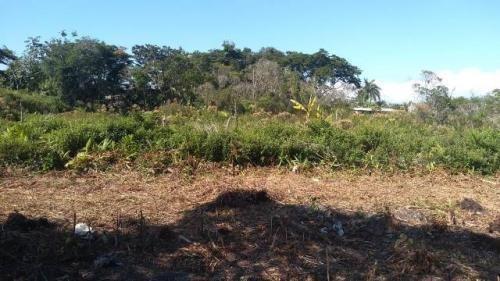 Terreno No Luizamar Mirim - Itanhaém 7412   A.c.m