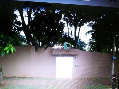 Imagem 1 de 1 de Casa C/ 4 Suites À Venda, 1522 M² A.c. E 4.049/terreno - Ribeirânia - Ribeirão Preto/sp - Ca1508