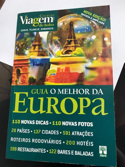 Europa - Guia Viagem E Turismo Nova Edição
