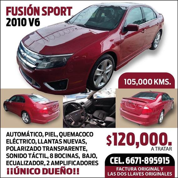 Fusion Sport V6 2010
