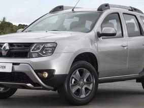 Renault Duster 0km Anticipo Y Cuotas Fijas! Retira Ya!
