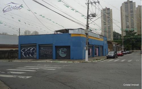 Imagem 1 de 8 de Comercial Para Venda, 0 Dormitórios, Jardim Ester - São Paulo - 21367