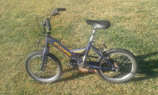 Vendo Bicicleta Rod. 16