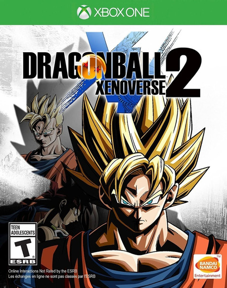 Jogo Dragon Ball Xenoverse 2 - Xbox One (novo)