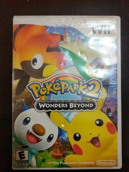 Jogo Nintendo Wii Pokepark Wonders Beyond