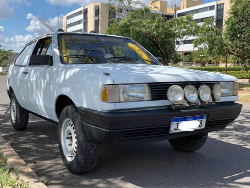 Volkswagen Gol Furgão Rally