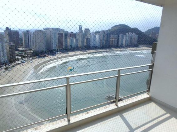 Apartamento Para Alugar No Bairro Astúrias Em Guarujá - Sp. - En325-2