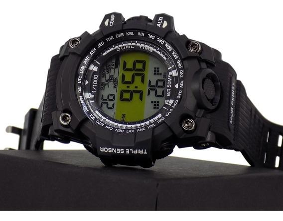 Relógio Orizom O-shock Digital Original