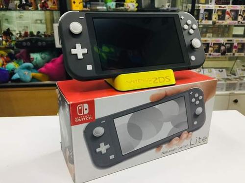 Nintendo Switch Lite Edición Pokemon - Garantía Apolo Games