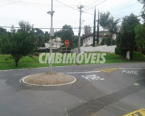 Terreno Condomínio Fechado À Venda No Alphaville Campinas - Tf00251 - Tf00251 - 69014903