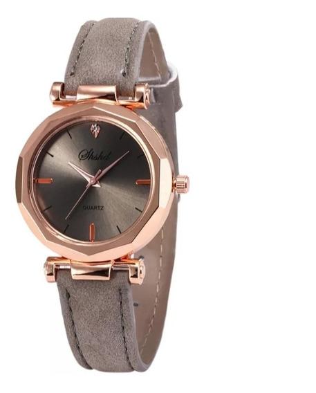 Relógio Bracelete Pulseira Feminino Casual