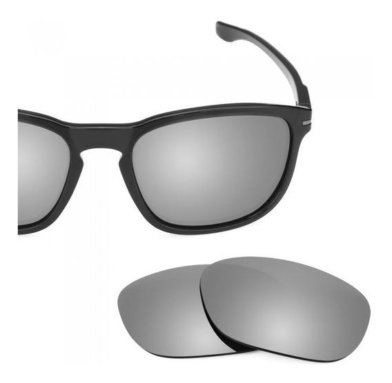 Lente Liquid Metal Polarizada Para Óculos Oakley Enduro