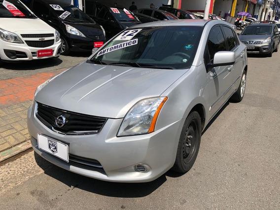Nissan Sentra 2.0 Flex - Automático