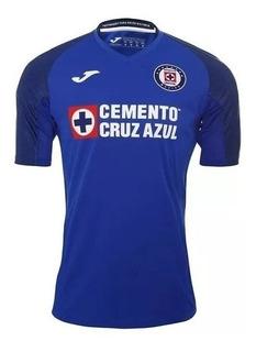 Jersey Playera Cruz Azul 2019 2020 Local Super Oferta