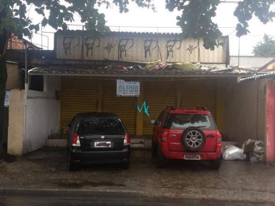 Loja Para Alugar, 123 M² Por R$ 3.500,00/mês - Campo Grande - Rio De Janeiro/rj - Lo0019