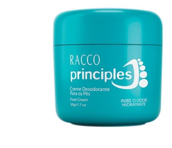 Creme Desodorante Pés Principles Racco