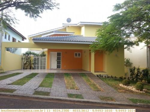 Imagem 1 de 28 de Casas Em Condomínio À Venda  Em Bragança Paulista/sp - Compre O Seu Casas Em Condomínio Aqui! - 1136287