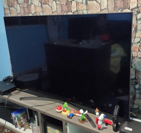 Tv LG 55sk8500psa /display Trincado