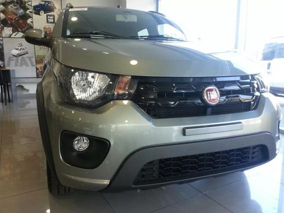 Fiat Mobi 1.0 Easy Tomamos Usados O Retira Con $63.000 A*