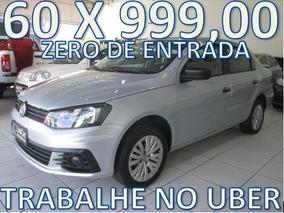 Volkswagen Voyage 1.6 Completo Zero De Entrada + 60 X 999,00