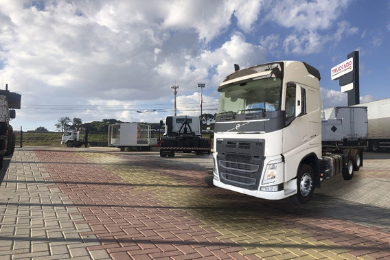 Volvo Fh 460 Ano 2017 Globetrother = Fh 500 520 560 540