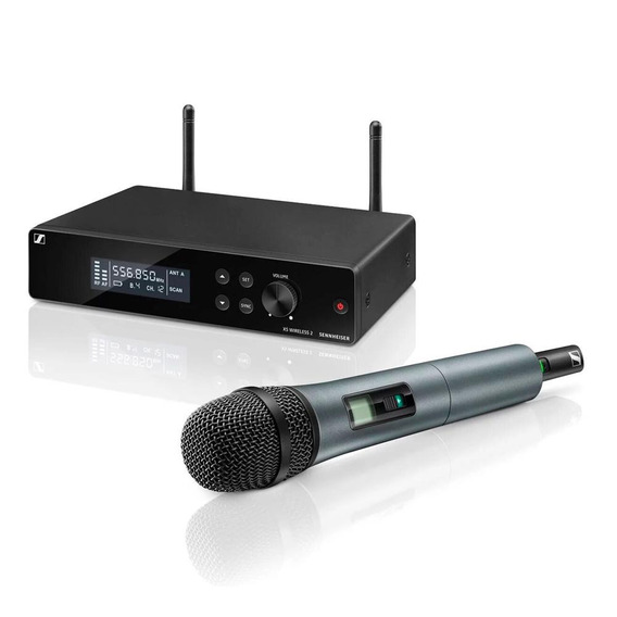 Microfone Sem Fio Mão Sennheiser Xsw2 835a
