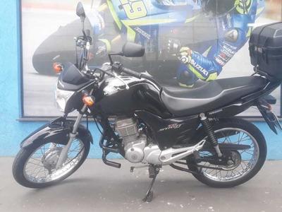 Cg 150 Start Honda 2016
