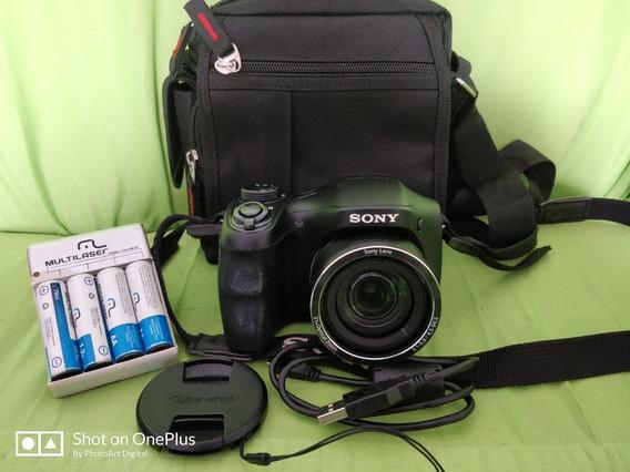 Camera Sony Dsc-h100 Cibershot