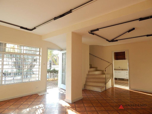 Sobrado Para Alugar, 120 M² Por R$ 3.220,00/mês - Jardim Do Mar - São Bernardo Do Campo/sp - So0877
