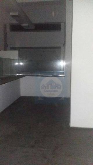 Loja Para Alugar, 600 M² Por R$ 15.000/mês - Centro - Santos/sp - Lo0024