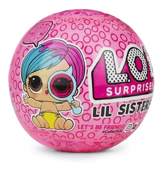 Lol Surprise Lil Sisters - Versão Baby (mini) Original C/nf