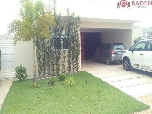 Casa Em Condomínio Fechado, Térrea, Com 3 Dormitórios Sendo 3 Suítes - Ca01335